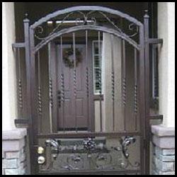 Wrought Iron Doors Berkeley, CA